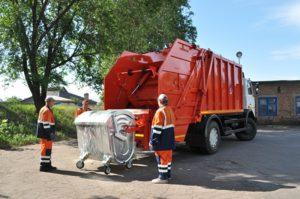 Специфика вывоза мусора в Москве и области